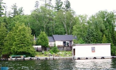 Photo for Clearwater Bay - Island Cottage - Ontario