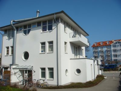 Photo for 100m from the beach, in the heart of Zinnowitz, W-LAN, incl. Restaurant vouchers