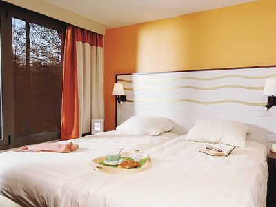 Photo for Center Parcs - Domaine des Bois-Francs - Premium Room 2 People