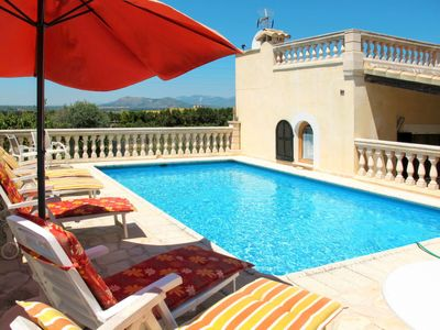Photo for Vacation home Sa Caseta (MUO120) in Muro - 6 persons, 3 bedrooms