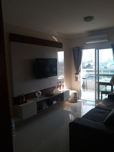 Photo for Beautiful furnished apartment in Canto do Forte, best neighborhood of Praia Grande