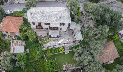 Photo for Villa Amanti, a Charming Traditional Old Stone House in Pelion.