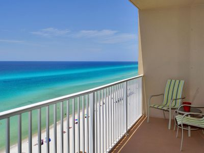 Photo for Tidewater Beach Resort gorgeous gulf front unit May 18-25 is open, book now!
