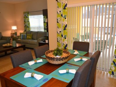 Photo for Vacation home Cuban Palm Villa 2 in Kissimmee - 10 persons, 4 bedrooms