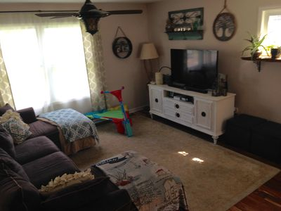 Photo for Manasquan Retreat - family home near a park and 1.5 miles to the beach