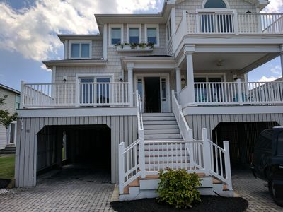 Photo for Beautiful Waterfront Beach House In Fenwick, Island Delaware