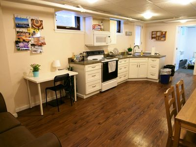 Photo for Lovely, cozy Wightman guest suite in Squirrel Hill