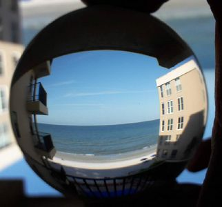 Photo for Right On The Beach, LOW FEES! Las Brisas 308  Gulf View, updated, free WiFi