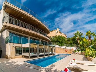 Photo for Alcanada Villa, Sleeps 10 with Pool, Air Con and WiFi