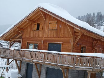 Photo for cottage in chalet, cottage in chalet