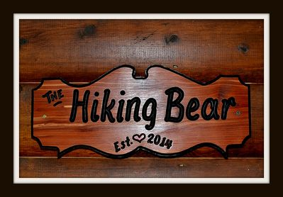 Welcome to The Hiking Bear