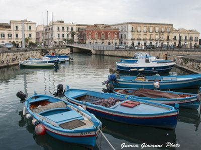 Photo for Two-room apartment Island of Ortigia