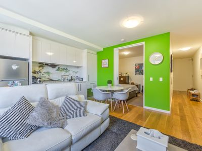 Photo for Fitzroy lifestyle 1 bed with pool, spa, sauna & gym