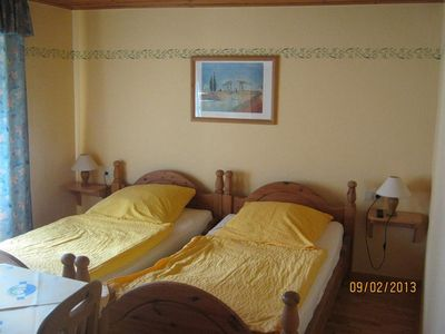 Photo for 1BR Apartment Vacation Rental in Hatzenport