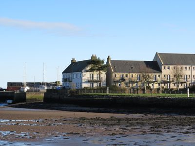 Photo for Tide's Reach - harbourside getaway in Southwest Scotland