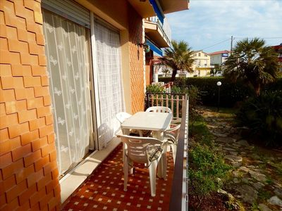 Photo for M155 - Marcelli, three-room apartment in the center 50 meters from the sea