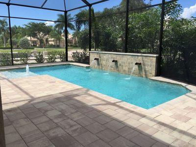 Gated Golf Comm, New Luxury Pool Home, Pets, Great Location, Gas Heated Pool