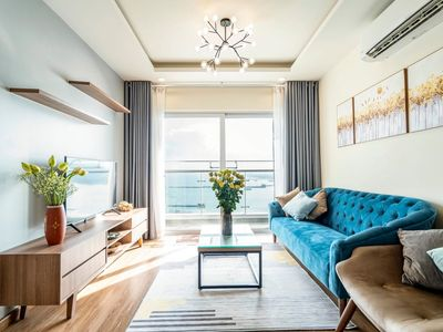 Photo for 18a10 -  Two-bedroom apartment in Ha Long Sapphire