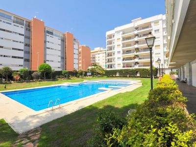 Photo for Apartment Bonsol, beach 150m, internet, air conditioning, 4/6 pers