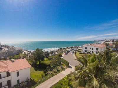 Photo for PALM VIEW fantastic ocean front duplex with stunning sea views and pool.