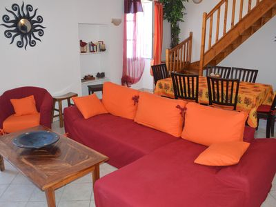 Photo for 3BR Apartment Vacation Rental in Calvi, Corse
