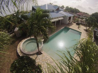 Photo for Great Creole villa near beach jolan wood and amenities