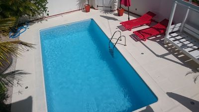 Photo for GITE COROSSOL, T2 swimming pool and spa