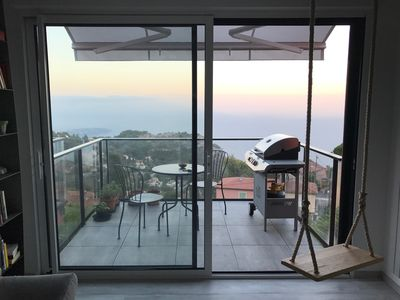 Photo for APARTMENT VIEW ITALY - MONACO - LA TURBIE