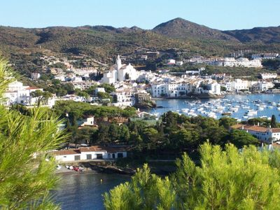 View from house toward Cadaques