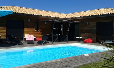 Photo for 3BR Villa Vacation Rental in Moliets-Et-Maa, Nouvelle-Aquitaine