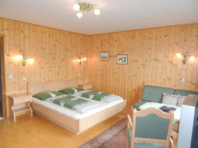 "Photo for Apartment ""Mitterberg"" _ Short stay - ÖRGLWIRT'S HOLIDAY WORLD - Landhaus Santner"
