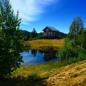 Photo for Luxury Cabin in Halibut Cove