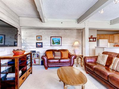 Photo for Snowmass Mountain E2: 2 BR / 2 BA condominuim in Snowmass Village, Sleeps 4