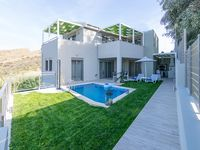 Luxurious and spacious villa with a very warm welcome