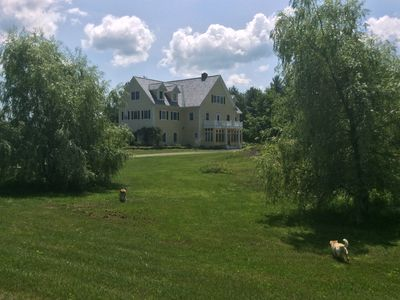 Photo for Private Pastoral Mansion