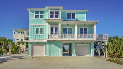 Photo for Stunning home on the Sound - Aquamarine Bliss
