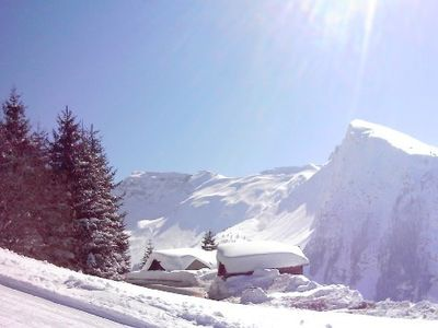Photo for 3BR Chalet Vacation Rental in Morzine, Auvergne-Rhône-Alpes