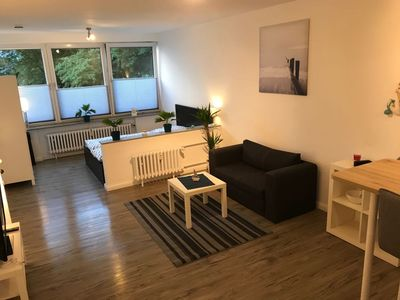 Photo for Studio apartment right in the center & 24h check-in