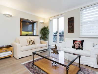 Photo for UP TO 20% OFF - Beautiful Two Bedroom Apt. in Maida Vale, Sleeps 6 (Veeve)