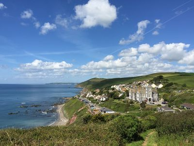 Photo for Stunning Sea Views, Beaches and Coastal Walking for The Ideal Family Holiday