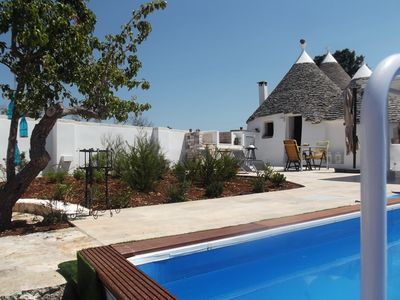 Photo for 1BR Barn Vacation Rental in Locorotondo, Puglia
