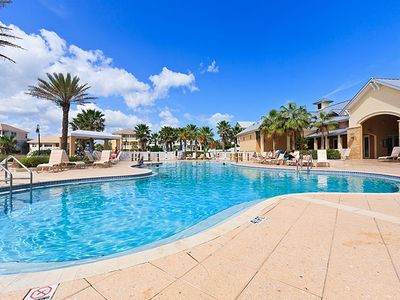 Photo for Cinnamon Beach 723, 3 Bedroom, Direct Ocean Front, 2 Pools, Pet Friendly, Sleeps 6