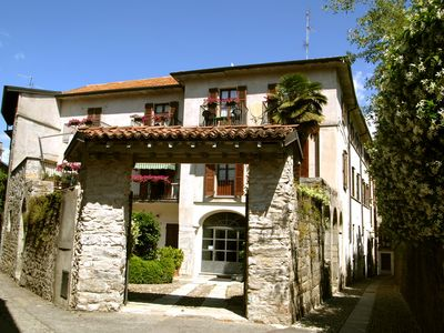 Photo for Apartment in the heart of Cannobio for 2 people - CASA CANNOBIO