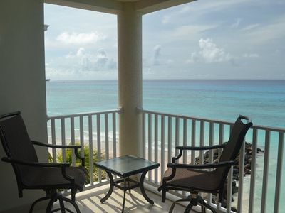Photo for Beautiful Beachfront Villa in Barbados. SUMMER SPECIALS!