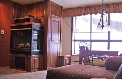 Custom woodwork throughout the property!