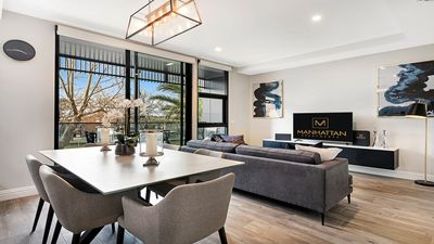 Photo for BRAND NEW! 2 Bed Deluxe Apartment in Caulfield North