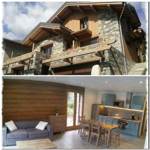 Photo for 2BR Apartment Vacation Rental in Champagny-En-Vanoise, Auvergne-Rhône-Alpes