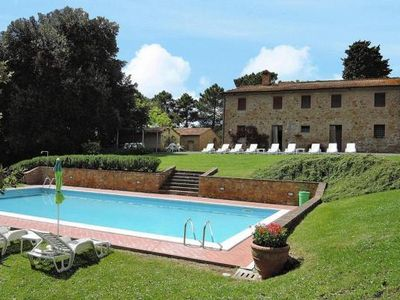 Photo for Holiday residence L'Aione, Gambassi Terme  in Um Siena - 6 persons, 2 bedrooms