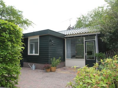 Photo for Bungalow for 8 people on the edge of the forest located between Egmond & Bergen