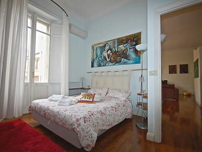 Photo for Apartment Colosseum Corner 2BR Apartment  in Roma: Colosseo – Fori Imperiali, Lazio - 6 persons, 2 bedrooms